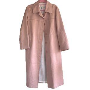 Vintage Jackets & Coats - VTG London Fog | Pink Trench Coat